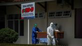 Indonesia passes 2 million coronavirus cases after new daily record