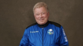 'Star Trek' alum William Shatner, 90, becomes the oldest man to travel to space