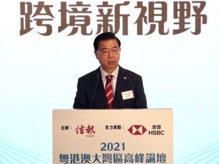 信報即時新聞 -- 謝湧海:香港可協助前海做大離岸市場