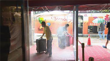 漢王飯店提供140房間 助日月光宿舍降載