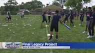MLB All-Star Legacy Project Unveiled At Denver Boys & Girls Club Adopted By Colorado Rockies
