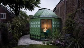 Cabin fever: why people are going wild for custom garden rooms