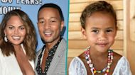 Chrissy Teigen & John Legend Surprise Daughter Luna With Beachside Scavenger Hunt For 5th Birthday