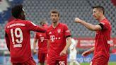 Bundesliga preview: Bayern Munich v Fortuna Dusseldorf