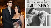 Kourtney Kardashian posts about 'boosting your energy' amid pregnancy rumors