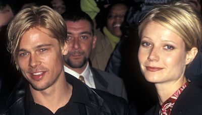 Gwyneth Paltrow finally explains how she and Brad Pitt ended up getting matching haircuts in the 1990s