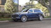 2021 Mercedes-Maybach GLS600 first drive review: Opulence embraced - Roadshow