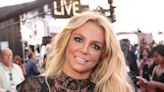 Britney Spears Jammed to Her Own Song in the Car