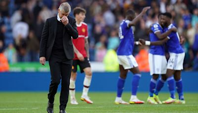 A closer look at 5 of the wider issues after Manchester United lose at Leicester