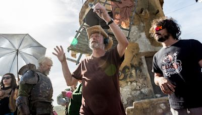 'He Dreams of Giants': Terry Gilliam asks 'am I dying here?' in trailer for new 'Don Quixote' doc (exclusive)