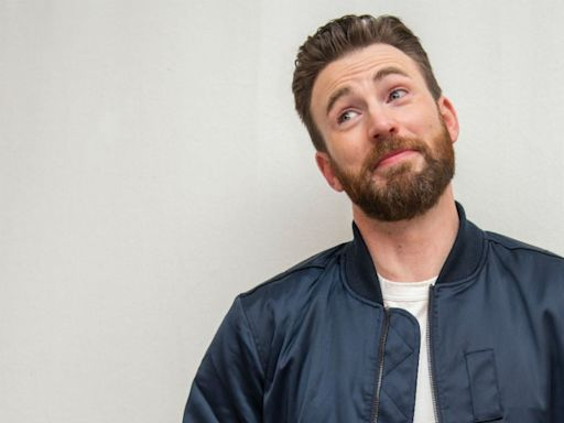 Chris Evans Says He'll 'Never Regret' Getting His Dog's Name Tattooed on His Chest
