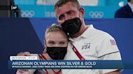 Arizonan Olympians bring home medals in gymnastics