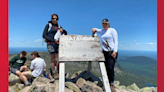 'The biggest mountain in Maine was definitely on my list': Legally blind woman hikes Mount Katahdin