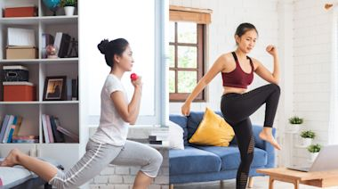 WFH運動讓你更快樂!宅家也方便執行的4大有氧運動,下午「這時間」做是最好時機