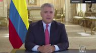 Poorer nations need help on vaccines: Colombia's Duque