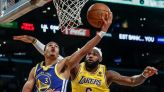 Watch: Warriors' Jordan Poole finishes acrobatic layup in preseason vs. Lakers