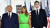 Barron Trump Enrolls in Private School in Palm Beach After Family Leaves White House
