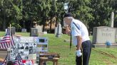 World War II Army pilot memorialized 76 years after being killed in action