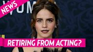 Emma Watson Shuts Down Rumors About Her Being Engaged