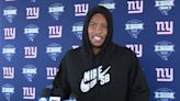 Saquon Barkley updates ankle injury, is taking things day by day | Giants News Conference