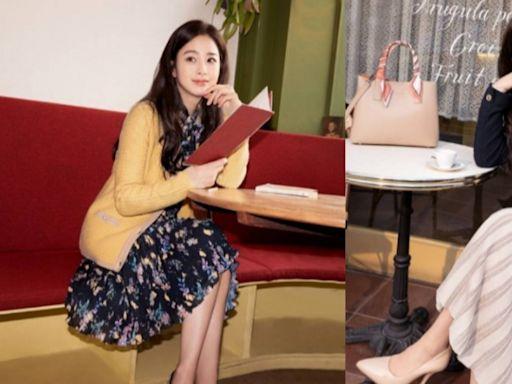 40歲金泰希「早春穿搭」減齡成少女 掌握6點避開嬸味│TVBS新聞網