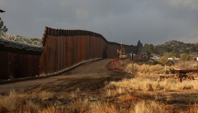 Biden administration reallocates $2.2 billion in Trump border wall funds to military projects