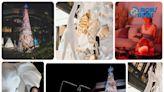 全球照明領導者昕諾飛與信義新光三越聯手打造「耶誕奇幻之森」《菱格世代DD52》G.O.F女團熱舞耶誕光雕秀