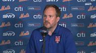 Zack Scott addresses Jacob deGrom's MRI, injuries, offensive struggles | Mets News Conference