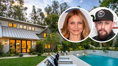 Cameron Diaz, Benji Madden Buy $14.7 Million Beverly Hills Compound