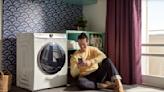 三星全新AI衣管家滾筒洗衣機 Homebar美式對開冰箱登場