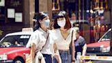 本港上月異常炎熱 平均最高氣溫達32.6度
