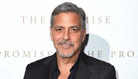 What Fatherhood Looks Like for George Clooney: Baby Barf, Diaper Changes and Enjoying the Ride - E! Online