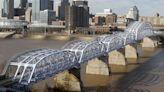 Purple People Bridge meets fundraising goal, open by Thanksgiving