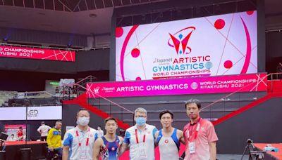 體操|石偉雄傷癒復出 周二夥師弟吳家祺出戰日本世錦賽