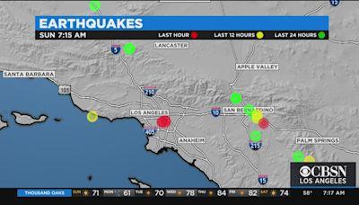 3.9-Magnitude Earthquake Rattles Maywood Area