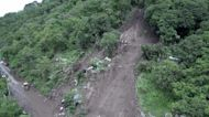 Family of seven killed in landslide in El Salvador