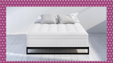 'Love love love this mattress!': Snag up to $200 off top-rated Zinus models for Black Friday on Amazon