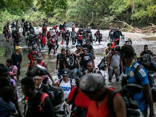 This remote sliver of northwest Colombia is one of the world's busiest migration corridors