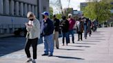 U.S. labor market recovery strengthening as unemployment rolls shrink