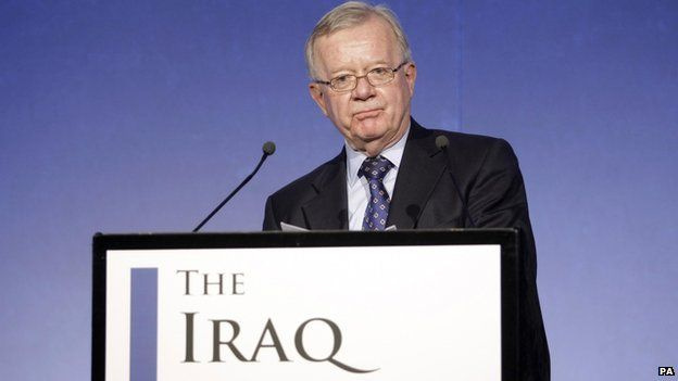 Chilcot Inquiry: Doubts over report's release in 2015 - BBC News