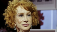 Kathy Griffin reflects on 9/11 anniversary