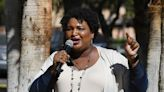 """Stacey Abrams says it's """"absolutely"""" her ambition to become U.S. president"""