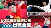 【陝西全運】50位東奧金牌代表參賽 奪牌難度直逼奧運級數