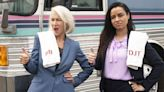 Sarah Cooper & Helen Mirren Brilliantly Recreate Trump's 'Access Hollywood' Tape