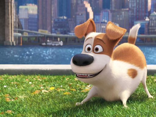 Experience the 'Secret Life of Pets' at Universal Studios Hollywood, Coming This Spring