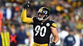 Twitter Reacts to Steelers' TJ Watt 'Essentially Punching' Alex Collins
