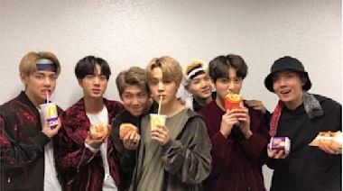 評/醒醒吧!粉絲才不買BTS麥當勞紙袋 阿滴:不懂為什麼要椰榆