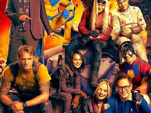 Whoa. The New 'Suicide Squad' Looks Like the Next 'Guardians of the Galaxy'