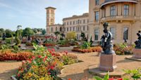 Inside Osborne House and its glorious gardens