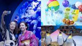 穿浴衣逛水族館、看企鵝吃冰!Xpark一週年新玩法秒飛日本祭典 - 玩咖Playing - 自由電子報